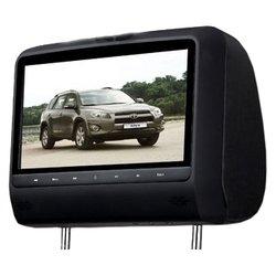 Avis AVS0944BM (подголовник со встроенным LCD монитором, черный)