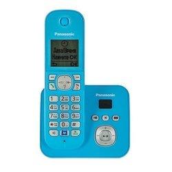 Panasonic KX-TG6821 (голубой)