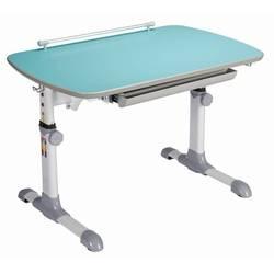 Стол детский Бюрократ Conductor-06, Mint столешница:мятный ЛДСП 94x60x57см