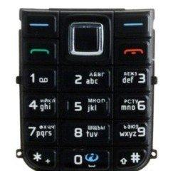 Клавиатура для Nokia 6151 (CD003597) (черный)