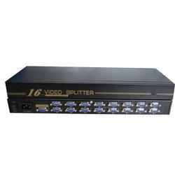 Сплиттер-разветвитель VGA HD15F - 16x15F (Greenconnect GC-EL-916)