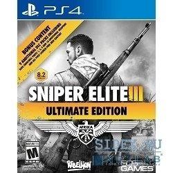Игры Sniper Elite 3 Ultimate Edition (русская версия)