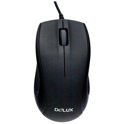 Delux DLM-375 USB (черный)