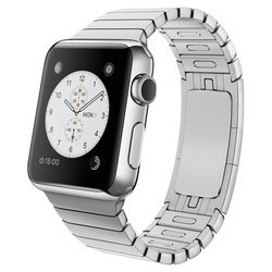 Apple Watch with Link Bracelet (38мм)