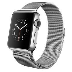 Apple Watch with Milanese Loop (38мм)