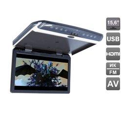 Автомобильный потолочный монитор Avis AVS1550MPP (серый)