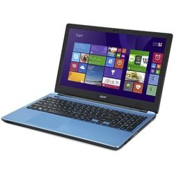 """Acer ASPIRE E5-511G-P5CC (Pentium N3540 2160 Mhz/15.6""""/1366x768/4Gb/500Gb/DVD-RW/Wi-Fi/Bluetooth/Win 8 64) (NX.MSJER.008) (голубой)"""