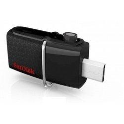 USB ����-���������� SanDisk Dual Drive 16Gb OTG (SDDD2-016G-G46) (������)