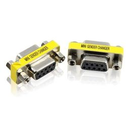 Адаптер COM DB9 - DB9 (Greenconnect GC-CV203)