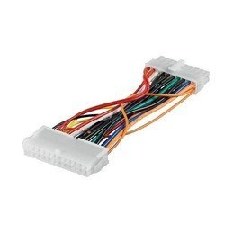 Кабель ATX 20-pin - ATX 24-pin (Greenconnect GC-ST321-0.15m-18AWG)