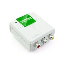 Конвертер Audio - HDMI (Greenconnect GC-HD2AV)