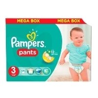 Pampers Pants 3 (6-11 кг) 120 шт.