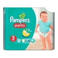 Pampers Pants 3 (6-11 кг) 26 шт.