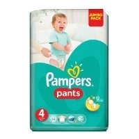 Pampers Pants 4 (9-14 кг) 52 шт.