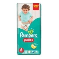 Pampers Pants 6 (16+ кг) 44 шт.