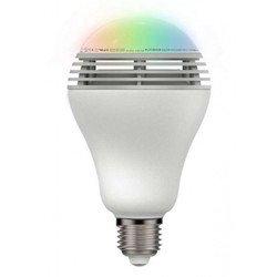 Светодиодный динамик лампа Mipow Playbulb Color (BTL100C)