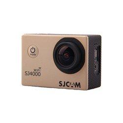 SJCAM SJ4000 WiFi (золотистый)