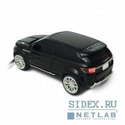 Мышь сувенирная CBR MF 500 Rapido (черный)