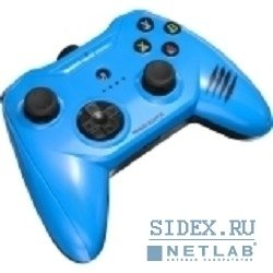 геймпад pc геймпад mad catz c.t.r.l.i mobile gamepad - gloss blue для iphone и ipad (mcb312630a04, 04, 1)