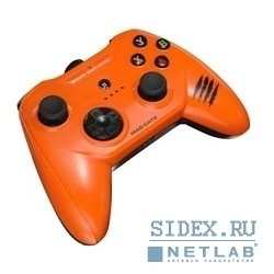 геймпад pc геймпад mad catz c.t.r.l.i mobile gamepad - gloss orange для iphone и ipad (mcb312630a10, 04, 1)