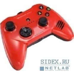 геймпад pc геймпад mad catz c.t.r.l.i mobile gamepad - gloss red для iphone и ipad (mcb312630a13, 04, 1)