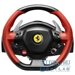 руль thrustmaster ferrari 458 spider racing wheel xbox one [4460105] руль