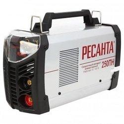 Сварочный аппарат Ресанта САИ250 в кейсе