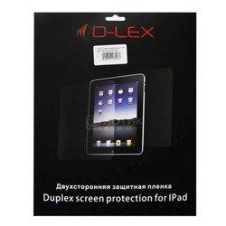 Пленка защитная D-Lex для iPad (DSPX2S43)