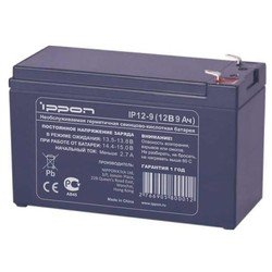 Батарея Ippon 12Вт 9Ач (IP12-9)