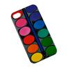 Защитная крышка для Apple iPhone 4, 4S (R0004912) (краски) - Чехол для телефонаЧехлы для мобильных телефонов<br>Плотно облегает корпус и гарантирует надежную защиту от царапин и потертостей.<br>