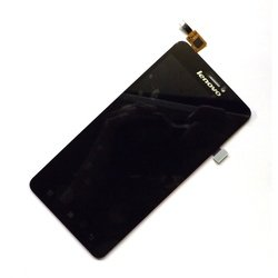 Дисплей для Lenovo S850 в сборе с тачскрином (0L-00000410)