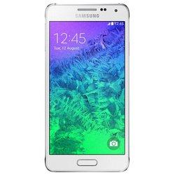 Дисплей для Samsung SM-G850F GALAXY ALPHA в сборе (R0007828) (серебристый)