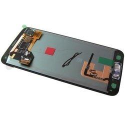 Дисплей для Samsung SM-G900H GALAXY S5 в сборе (R0007824) (золотистый)