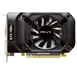 pny geforce gtx 750 ti 1202mhz pci-e 3.0 2048mb 6008mhz 128 bit 2xdvi mini-hdmi hdcp