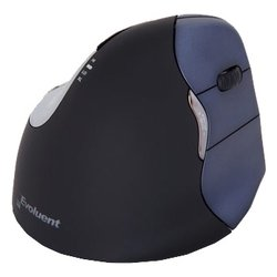 kinesis verticalmouse 4 wireless black usb
