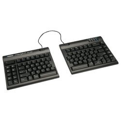 kinesis freestyle2 for mac black usb