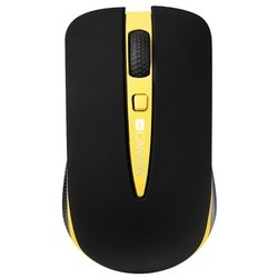 Canyon CNS-CMSW6Y Black-Yellow USB