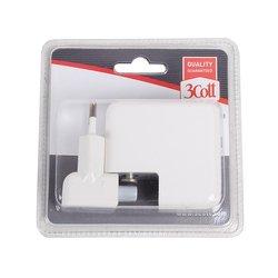 Сетевое зарядное устройство 4USB 3Cott 3C-WC-184W-4USB (белый)