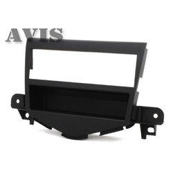 Переходная рамка для Chevrolet Cruze (AVIS AVS500FR (#012)) (черный)