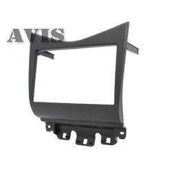 Переходная рамка для HONDA ACCORD 7 (AVIS AVS500FR (#026)) (черный)