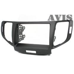 Переходная рамка для Honda Accord 8 (AVIS AVS500FR (#027)) (черный)