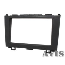 Переходная рамка для Honda CR-V 3 (AVIS AVS500FR (#031)) (черный)