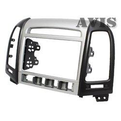 Переходная рамка для Hyundai Santa FE 2 (2011-...) (AVIS AVS500FR (#044)) (серый)