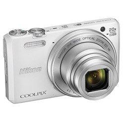 Nikon Coolpix S7000 (белый)
