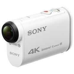 Sony FDR-X1000VR + водонепроницаемый бокс + держатель + пульт ДУ