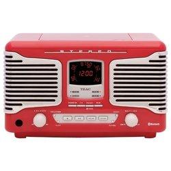 TEAC SL-D800BT Красный