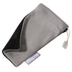 """Универсальный чехол для навигаторов 5"""" (Hama Care Bag H-93759) (черно-серый) (микрофибра)"""