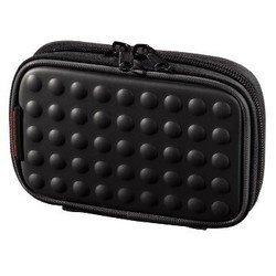 """Универсальная сумка для навигаторов 5"""" (Hama Dots S3 H-93760) (черный) (EVA)"""