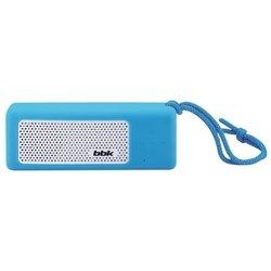 Аудиомагнитола BBK BTA190 (синий)