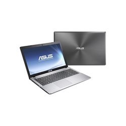 "asus k550jk-xx073h (core i7 4710hq 2500 mhz/15.6""/1366x768/6.0gb/750gb/dvd-rw/nvidia geforce 850m/wi-fi/bluetooth/win 8 64) (90nb0682-m01550) (черный)"
